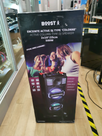 Boost Active DJ Speaker With Bluetooth