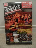 P90X INSANITY BODY CONDITION PROGRAM - NEW IN BOX  if you see th