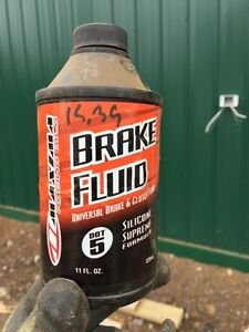 Brake Fluid DOT6