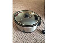 Moving sale----new tesco slow cooker only £5