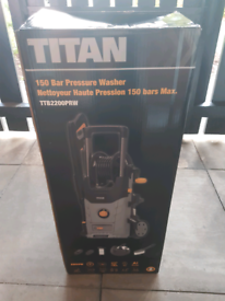 150 bar titan jetwash