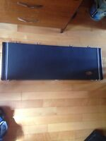Yamaha eterna electric guitar with amp and hard case