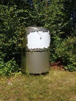 NEW PRICE! Tank for water, maple sap or syrup, wine, etc.