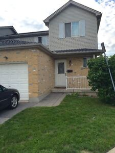 3 Bedroom townhouse for rent London Ontario image 1