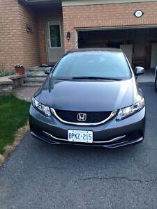 2013 Honda Civic $14,500