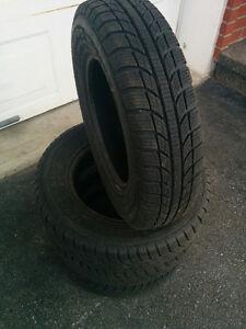 4 pneus d'hiver Champiro Winterpro 155/80r13