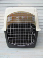 Animal crate 37 inches long x 29 h x 24 inches wide $68