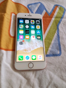 Factory unlocked IPhone 6S mint like new 32Gb Rose Gold