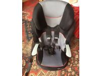 Child car seat 9-18kg with Isofix