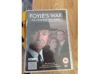 Foyles war dvd
