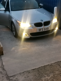 BMW 520D MSPORT MOT APRIL 2022 LONG SERVICE HISTORY LOW MILES