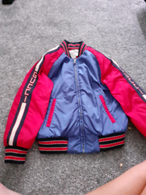 GENUINE GUCCI BOMMER JACKET AGE 6