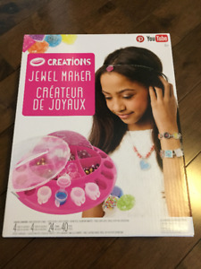 Jewel maker activity set ** new, never opened***
