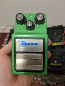 Selling Ibanez Tube Screamer TS9