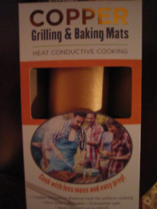 Copper Chef Grill and Bake Mat