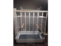 Large cockatiel/parrot cage