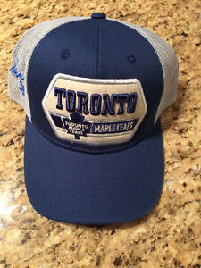 William Nylander Leafs Snapback Hat with Embroidered Auto CCM Kingston Kingston Area image 1