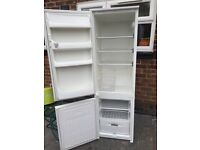 Schreiber Integrated Tall Fridge Freezer