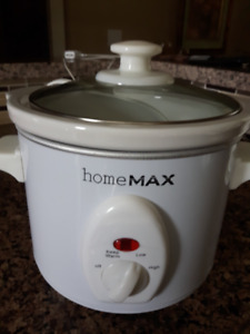Brand New - Home Max 1.5 Quart Slower Cooker