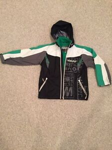 Boys jacket with zippered hood London Ontario image 1