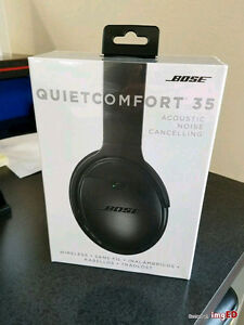 Bose QuietComfort 35 BRAND NEW UNOPENED PRICE FIRM