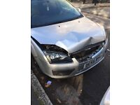 Ford Focus 2005 Low mileage unrecorded hit and run perfect running condition. Rrp