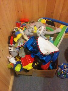 Infant/baby toys free