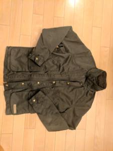 Scotch and soda canvas jacket