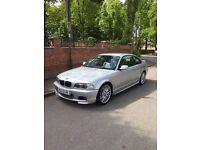 BMW 330 Ci SPORT AUTO 2002 110k FULL HISTORY SILVER METALLIC MOTD