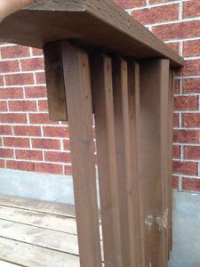 2x2 deck railing