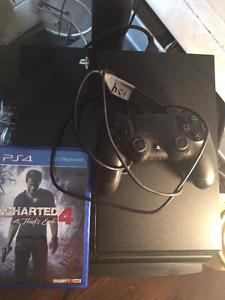 PS4 And game