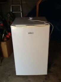 New World larder fridge.NWL50263W,used for less than 3 months.