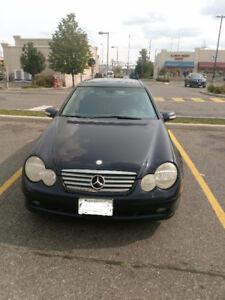 2003 Mercedes-Benz C 230 Kompressor Coupe (2 door) - $3500 OBO