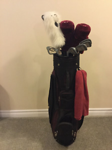 Ladies Right-Handed Golf Clubs