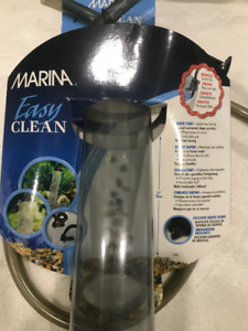 BRAND NEW Aquarium Air Pump, Easy Clean and Fun Caves