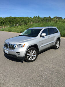 2011 Jeep Grand Cherokee - 70th Anniversary Edition - 117,000kms