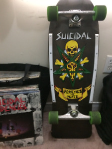 Dogtown skateboard for sale santa cruz powell peralta kryptonics