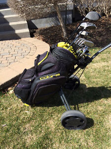 Equipment de golf Taylormade Complet . Super condition. Droitier