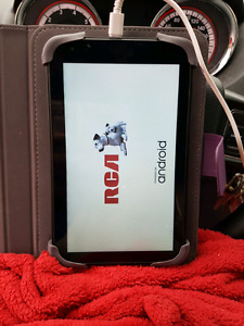 SOLD PPU Two RCA 7 inch tablets