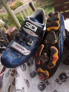 Sidi cycling shoes