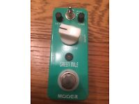 Mooer 'Green Mile' overdrive