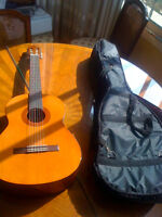 FS: Yamaha Acoustic C40 guitar with Softcase