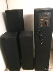 Wanted blown    Nuance speakers