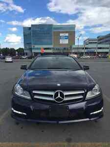Transfert bail 2013 Mercedes-Benz C-Class Coupé (2 portes)