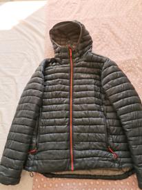 Rab down jacket (medium)