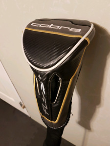 Men's Driver and driving iron