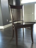Canadel Solid Wood Chair-$100 each