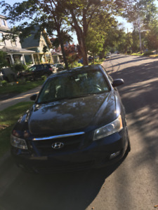 Hyundai Sonata 2008