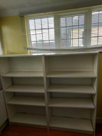 2 x IKEA Billy Bookshelf/storage unit