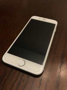 16GB Silver (white) iPhone 6